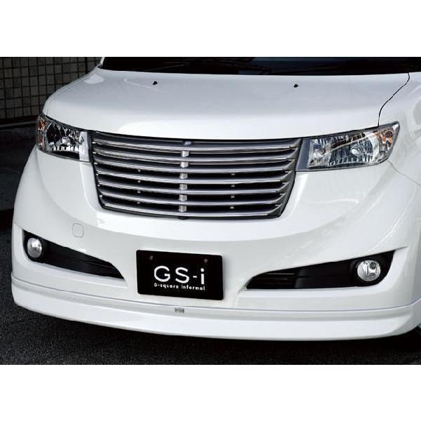 トヨタ TOYOTA bB QNC 20系 フロントスポイラー FRP製 未塗装 GS-i bB|gfactory|02