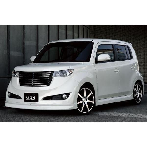 トヨタ TOYOTA bB QNC 20系 フロントスポイラー FRP製 未塗装 GS-i bB|gfactory|03