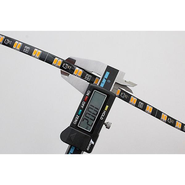 シーケンシャルウインカー 流れるウインカー LED テープライト 24V 57センチ 48連 2本入り 正面発光 シリコン トラック 保証1年 送料無料|gfactory|09