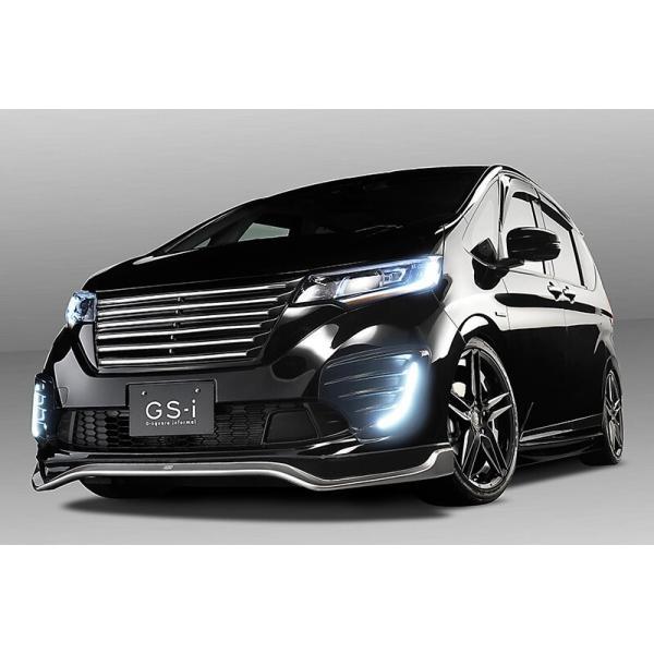 ホンダ フリード フリード+ フロントスポイラー GB5-8 未塗装品 全グレード 全車対応 HONDA FREED FREED+ GS-i|gfactory|05
