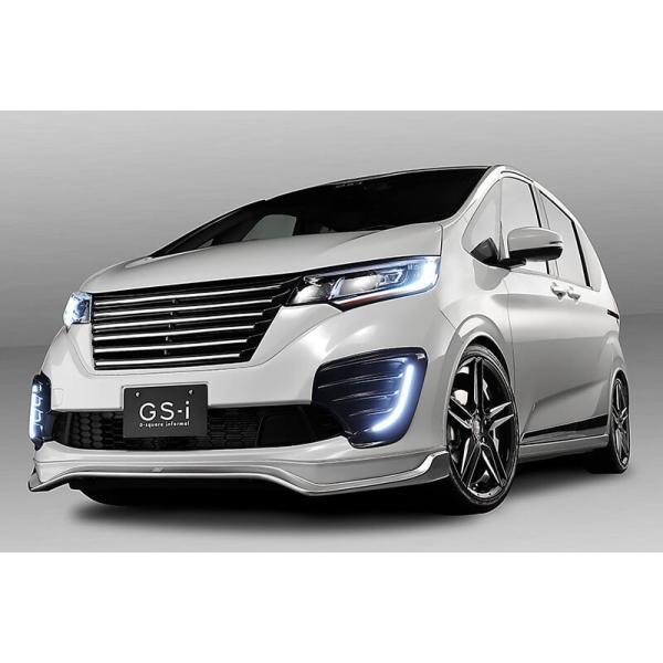 ホンダ フリード フリード+ フロントスポイラー GB5-8 未塗装品 全グレード 全車対応 HONDA FREED FREED+ GS-i|gfactory|06