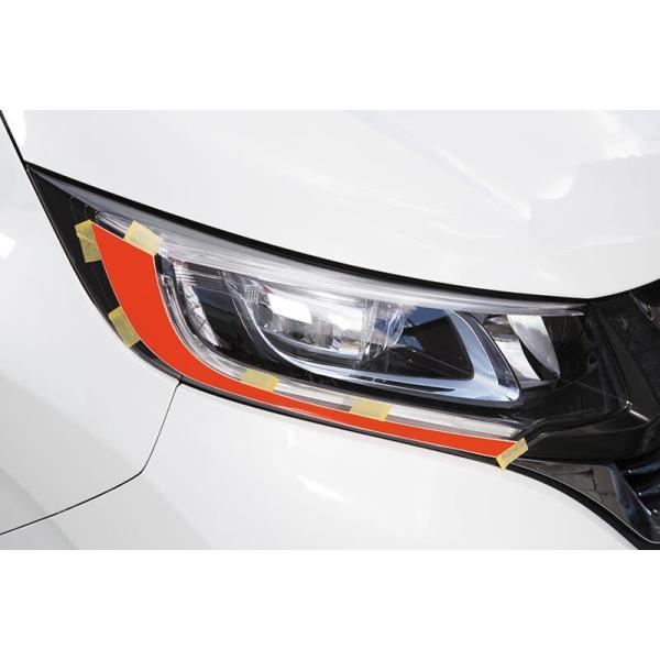 ホンダ フリード フリード+ GB5-8 マーカー・クリアシート オレンジ仕様 車種専用設計|gfactory|02