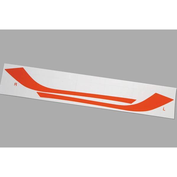 ホンダ フリード フリード+ GB5-8 マーカー・クリアシート オレンジ仕様 車種専用設計|gfactory|03