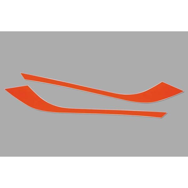 ホンダ フリード フリード+ GB5-8 マーカー・クリアシート オレンジ仕様 車種専用設計|gfactory|04