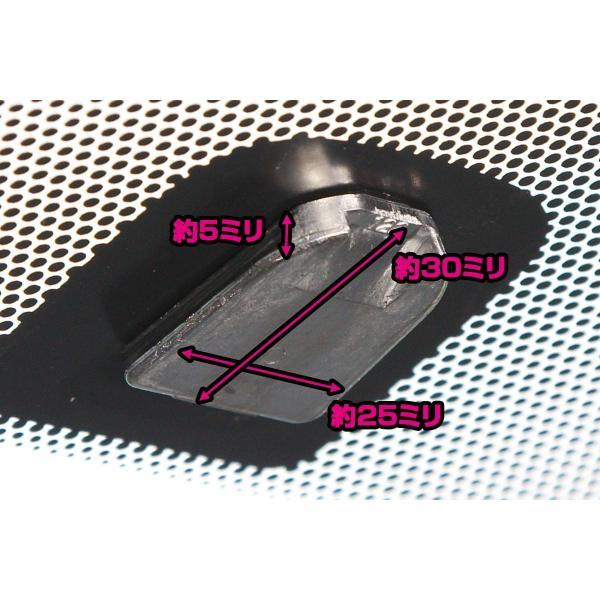ドライブレコーダー 一体式 内蔵 ルームミラーモニター ver.3 純正ミラー交換タイプ 汎用品 専用カメラ付|gfactory|06