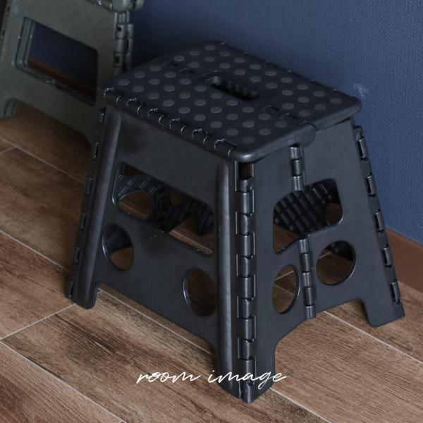 踏み台 折りたたみ おしゃれ スツール ステップ台 椅子 耐荷重150kg XXL 軽量 折り畳み 屋内 屋外 大人 子ども 子供 アウトドア 脚立 _83460|ggbank|07