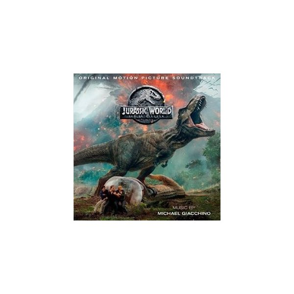 輸入盤MICHAELGIACCHINO/JURASSICWORLD CD