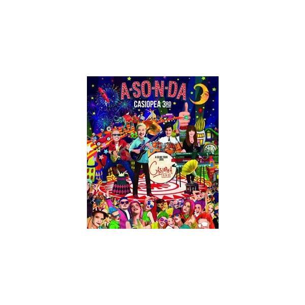 CASIOPEA 3rd/A・SO・N・DA 〜A・SO・BO TOUR 2015〜 [Blu-ray]