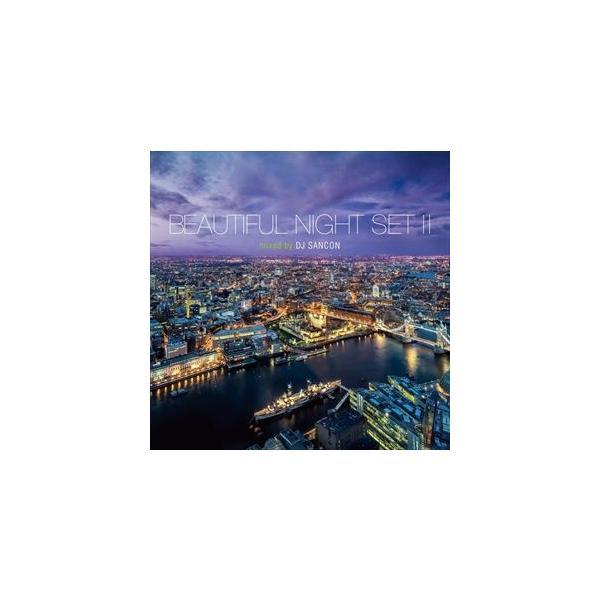 DJ SANCON / Beautiful Night Set II [CD]