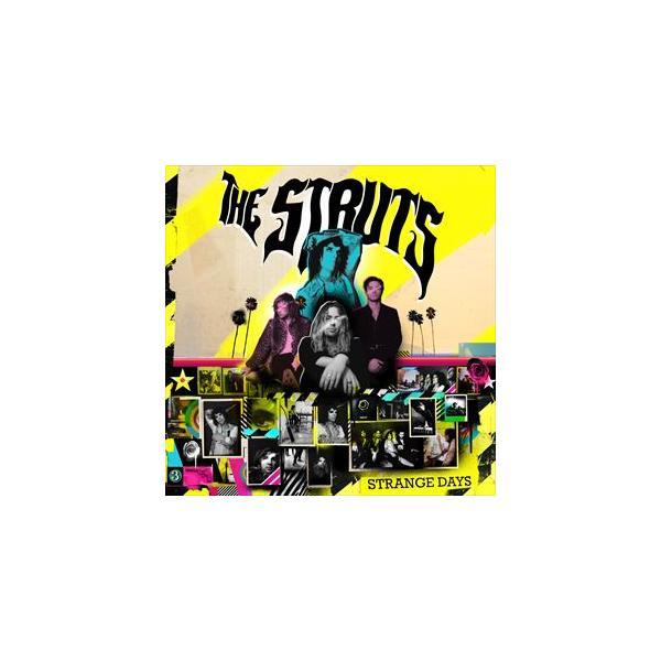 ザ・ストラッツ / ストレンジ・デイズ [CD]