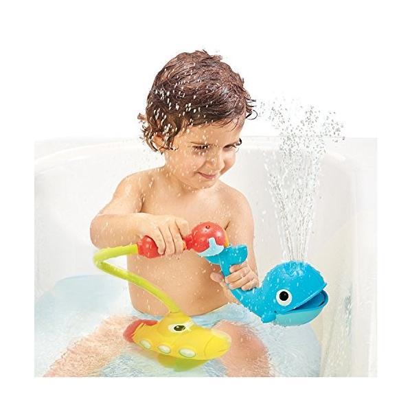Yookidoo(ユーキッド) サブマリン どこでもシャワー 噴水くじら お風呂 おもちゃ|ggslag01|02