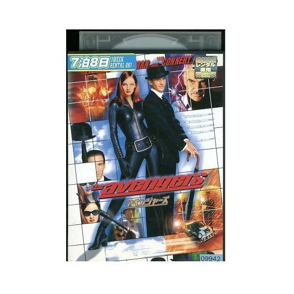 DVDアベンジャーズレンタル落ちFFF02368