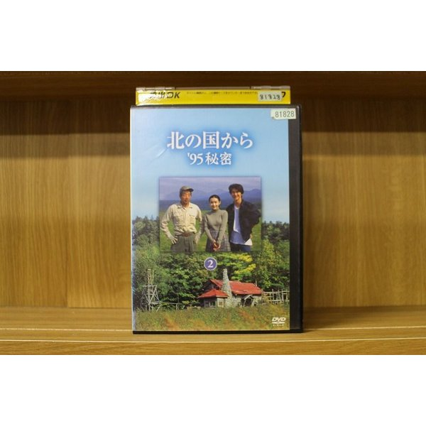 DVD北の国から'95秘密(2)レンタル落ちZI2653