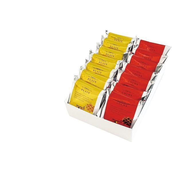 マネケン ワッフルギフトセット(14個) 200390082 14-PCG