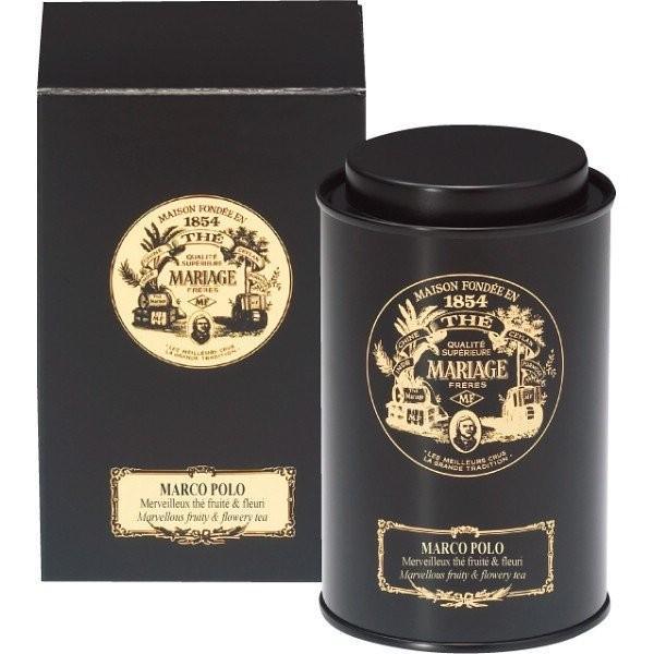 マリアージュ フレール マルコ ポーロ 100g缶入 200431013 TJ918|gift-hokkaido