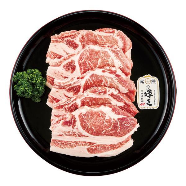 茨城県銘柄豚 常陸の輝き ロースステーキ 5枚 150*5| 食肉詰め合わせ お中元 御中元 お歳暮 御歳暮 お年賀 内祝い