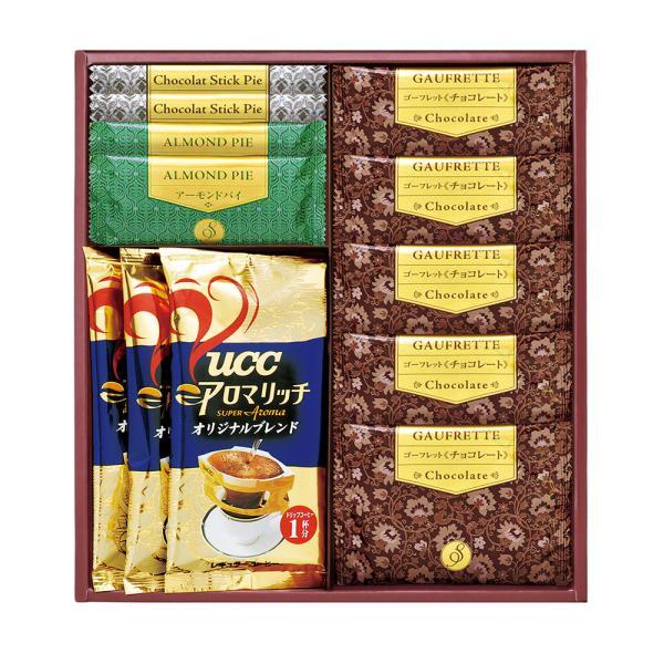 ドリップコーヒー詰合せ US-15F| クッキー 焼き菓子詰め合わせ お中元 御中元 お歳暮 御歳暮 お年賀 内祝い