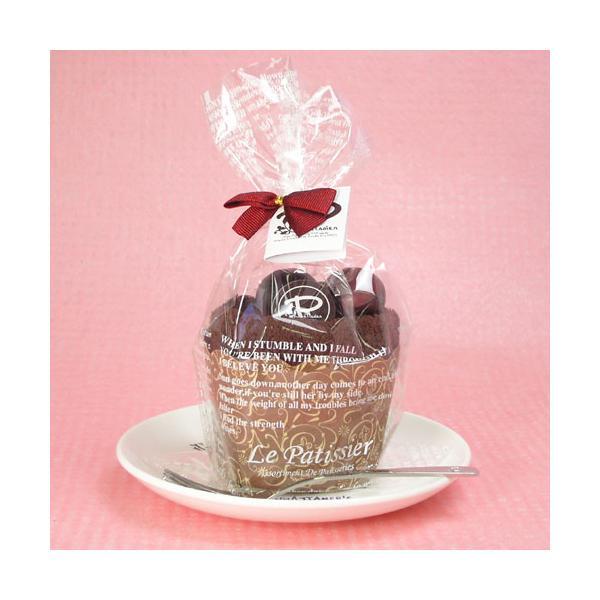 タオルのケーキ / ショートケーキ ( ダークチェリー ) プレゼント 誕生日 贈り物 記念品 結婚式 引き出物 パーティー 雑貨