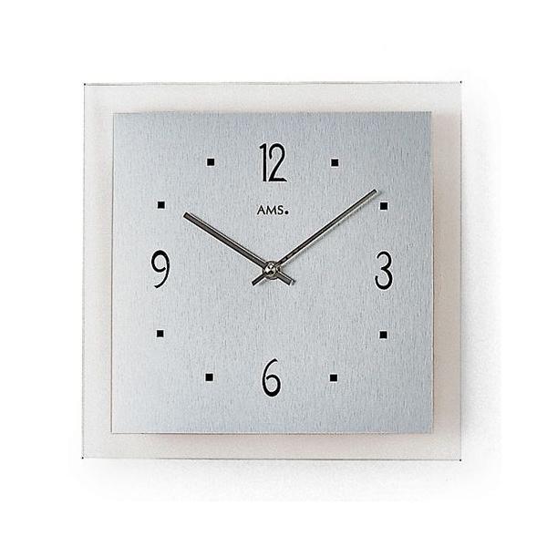 ドイツAMS・掛け時計(AMS 9043) ブランド 海外 おしゃれ クロック シンプル
