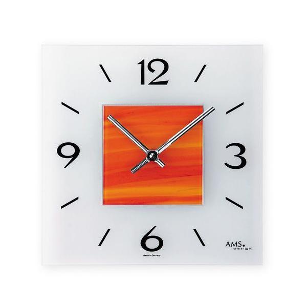 ドイツAMS・掛け時計(AMS 9260) ブランド 海外 おしゃれ クロック シンプル