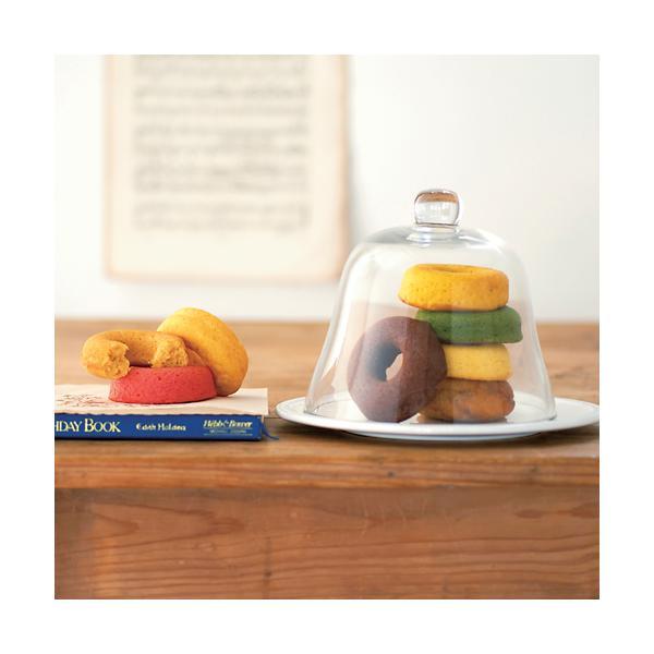 カムカンパニー ( カリーノ ) / カラフル焼ドーナツ詰合せ ( 5個 ) お菓子 プレゼント お返し ヘルシー