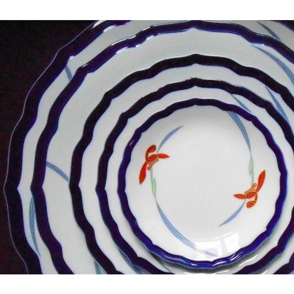 香蘭社(オーキッドレース)パン皿セット 15.5cm 1005-JE|gift-shop-yamato|03