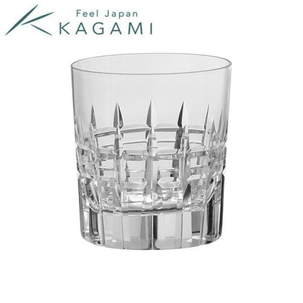 カガミクリスタル ロックグラス 260cc T769-2808|gift-shop-yamato