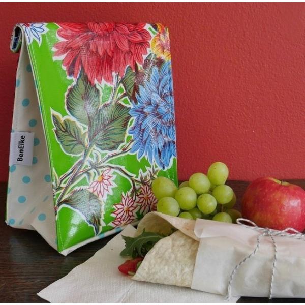 お弁当袋 ランチバッグ 通勤 ピクニック バッグインバッグ インスタ映え|gift-trine-pro|06