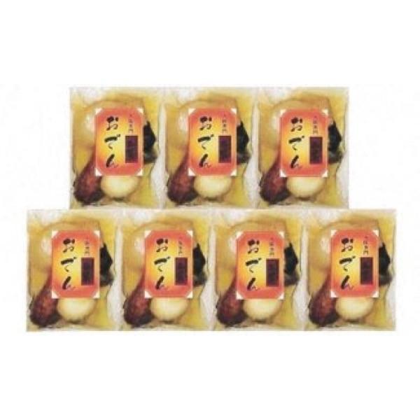 おでん 大阪黒門【二葉】関西風6種のおでん 340g×7セット|giftlink|03