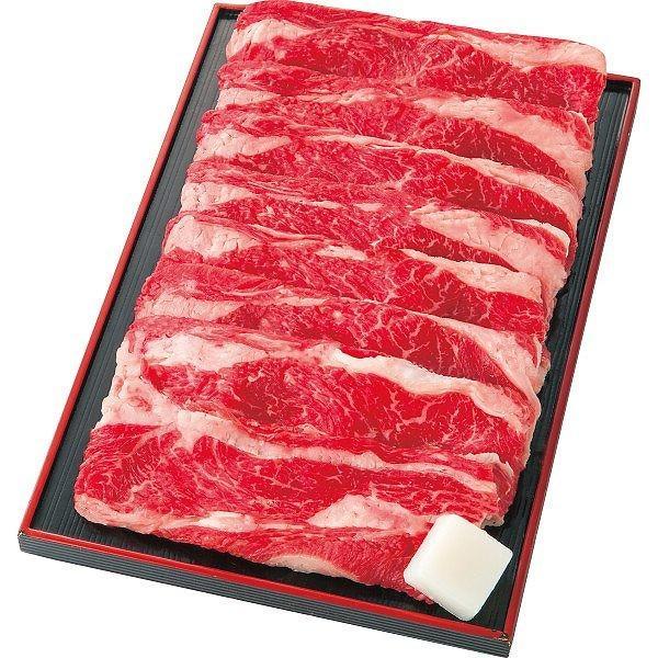 宮城県産青葉牛 バラスライス(500g)    (送料無料) (メーカー直送/代引き不可) (ギフト対応不可)