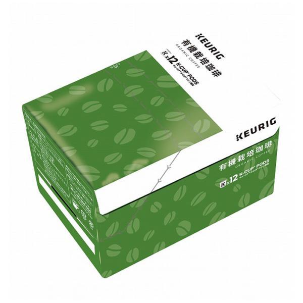 キューリグKカップkcupコーヒーメーカー専用キューリグkカップブリュースター有機栽培珈琲8箱セットSC1884包装不可