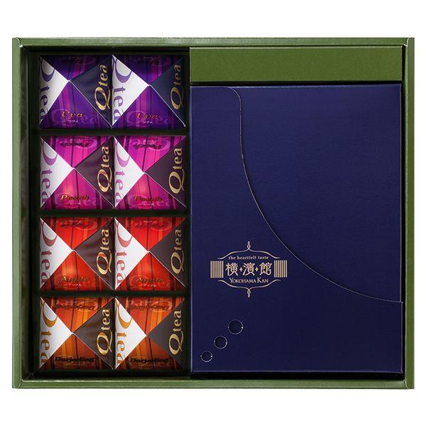 ブランデーケーキ メイプル 紅茶 おしゃれ 三角テトラ ティーバッグ ギフトセット ブランデーケーキ&紅茶|giftnomori