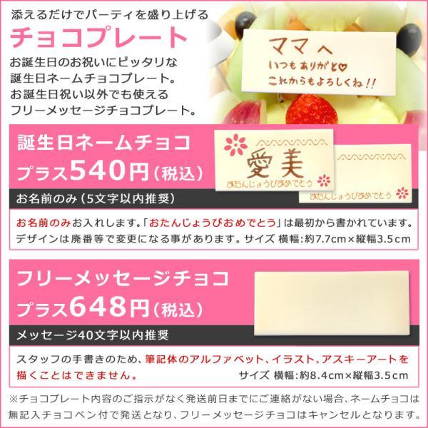 果物 ギフト サプライズプレゼント ノア バースデーケーキ 誕生日 結婚記念日 プレゼント カットフルーツ 盛り合わせ お祝い フルーツブーケ 宅配 送料無料|giftpark|18