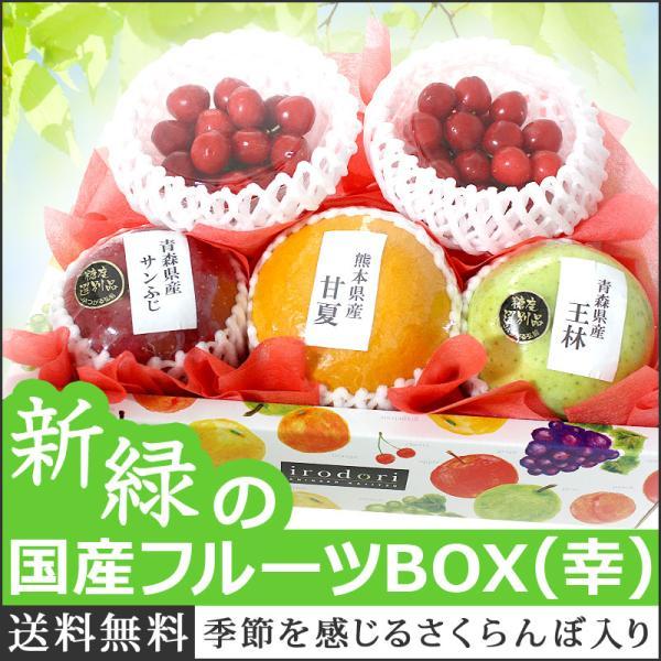 果物 ギフト 果物詰め合わせ 秋の国産フルーツBOX 幸 誕生日 プレゼント 国産 盛り合わせ ぶどう 送料無料 kt