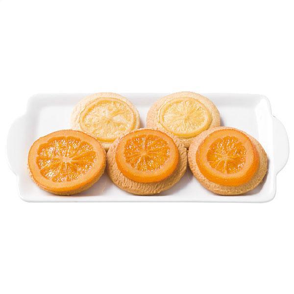 オーシャンテールスイーツ オレンジクッキー&レモンクッキー AS024 ハッピースイーツギフト 結婚引出物 結婚内祝 ブライダルギフト プレゼント