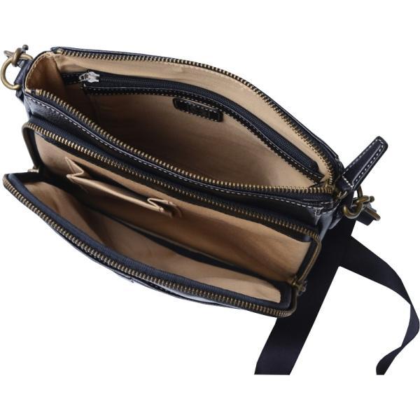 内祝 お返し 出産祝 結婚内祝 レディース ファッション バッグ  良品工房 牛革縦型ショルダーバッグ