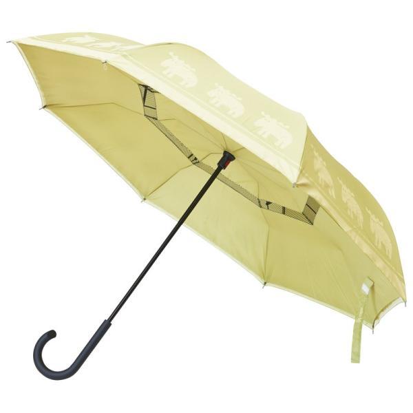 ハロウィン プレゼント 2019 レディース雨傘 二重傘 サーカス×moz オリーブ giftstyle 02