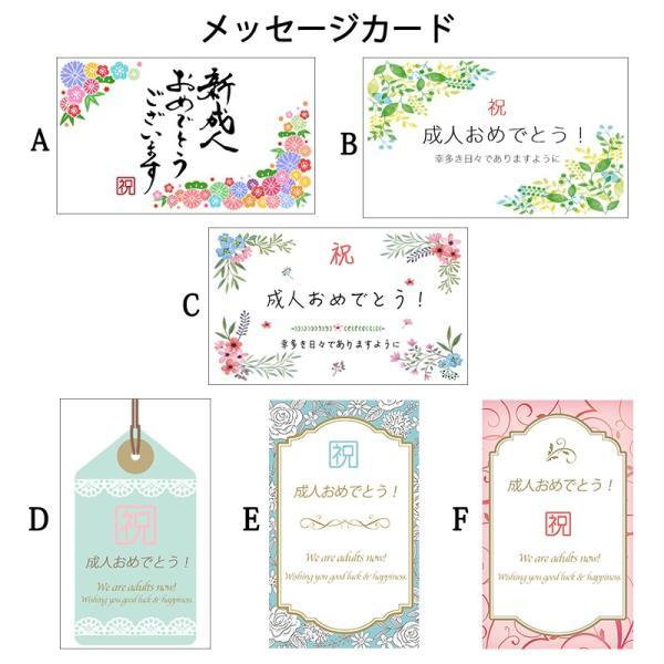クリスマス プレゼント ギフト カード 2019 せんべい 銀座餅14枚入|giftstyle|03