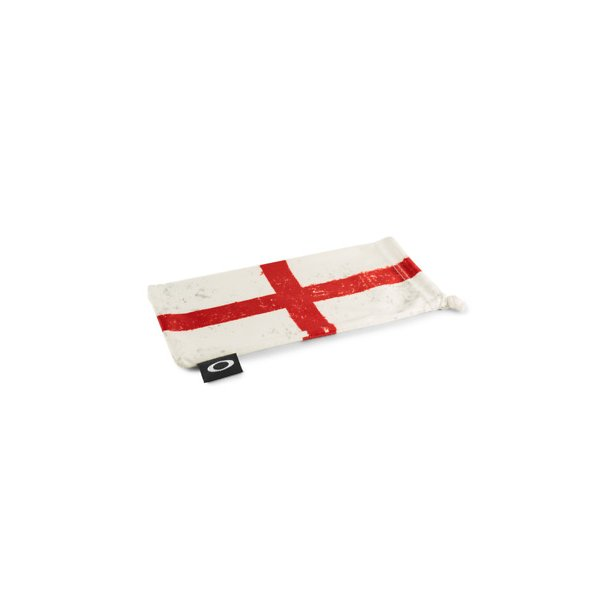[メール便]OAKLEY オークリー MICROBAG マイクロバッグ 収納袋 ポーチ サングラス用 袋 イングランド ENGLAND FLAG AOO0483MB-000021 england-flag