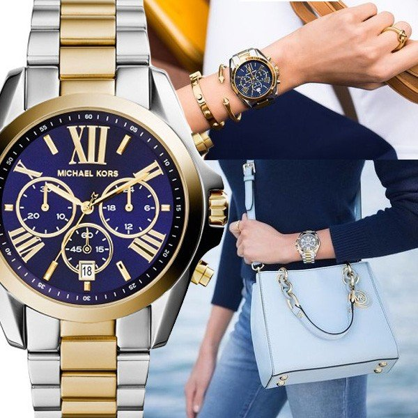 427ea039c054 MICHAEL KORS [マイケルコース] mk5976 Bradshaw ブラッドショー クロノグラフ レディース 腕時計 ...