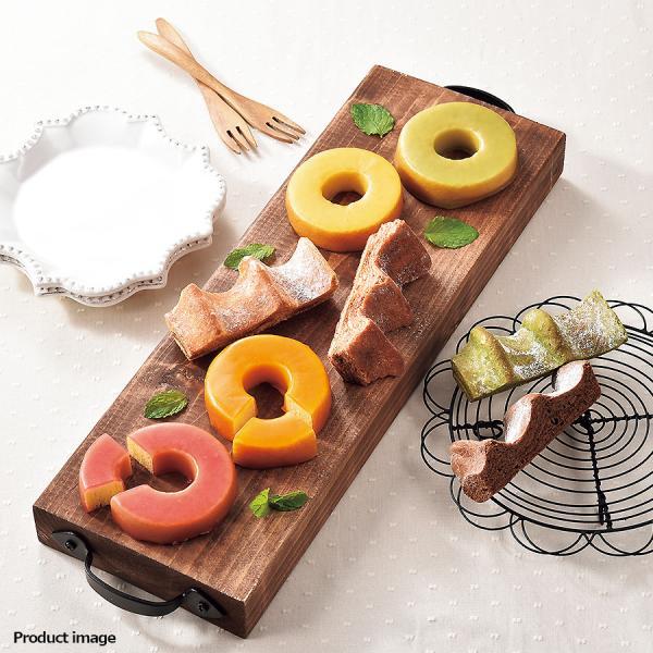 ギフト スイーツ 焼き菓子 バウムクーヘン 円甘味 あんちび・堅焼きスティック セット 詰め合わせ 内祝 快気内祝 お返し お礼 お取り寄せ