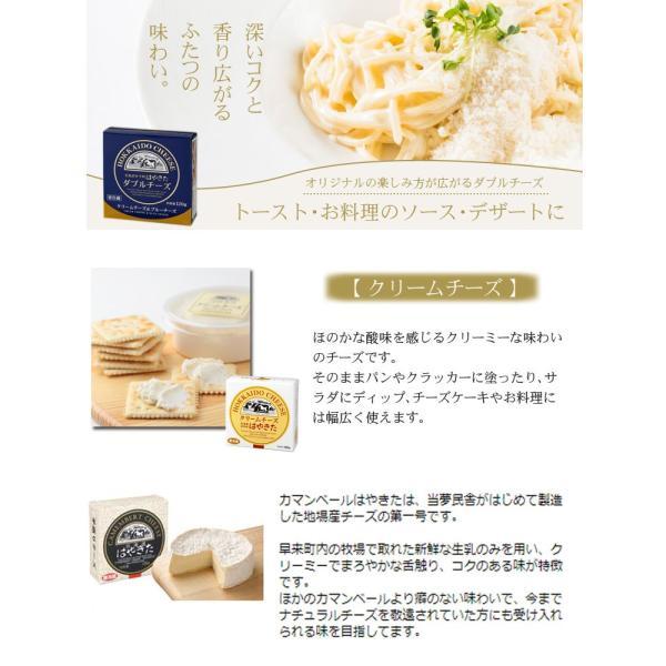 お歳暮 ギフト 夢民舎 はやきた チーズ セット W 北海道 詰め合わせ 内祝い お祝い お返し|gifttown-okhotsk|02