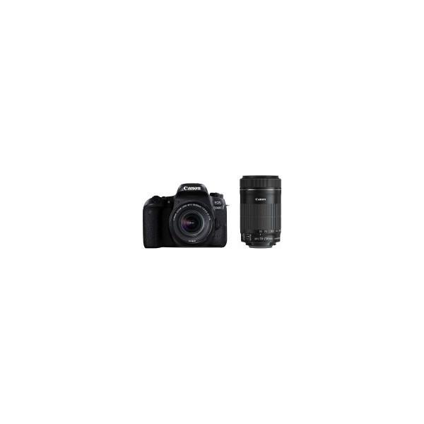 CANON(キャノン) EOS 9000D(W)【ダブルズームキット】/デジタル一眼レフカメラ
