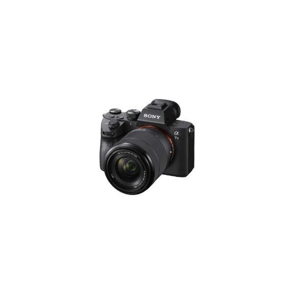 SONY(ソニー) ILCE-7M3K α7III【レンズキット】ミラーレス一眼カメラ