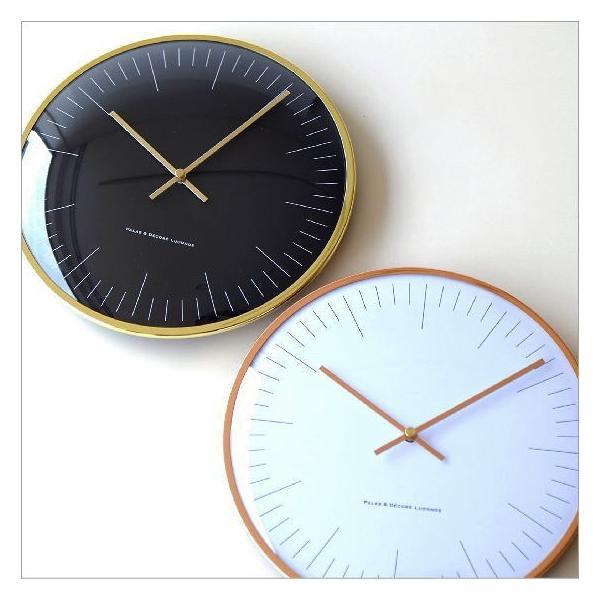 42ffa27d96 壁掛け時計 壁掛時計 掛け時計 掛時計 おしゃれ シンプル ウォールクロック ブラック 黒 ホワイト 白 モダン インテリア ...