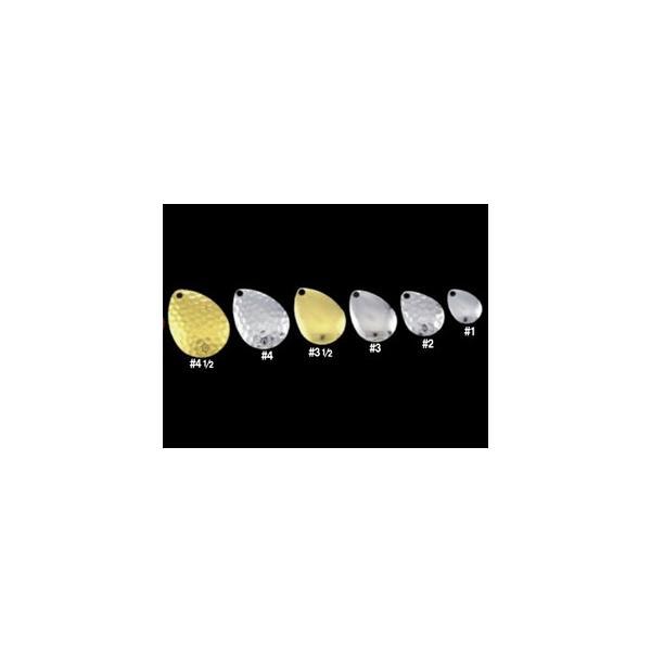 アングル コロラドブレード GP-3 (ゴールド/プレーン/#3) 【ネコポス対応商品】