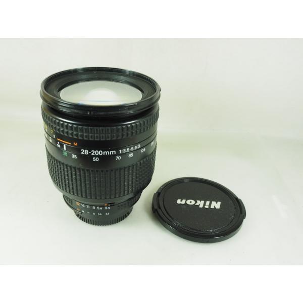 ニコン AF 28-200mm F3.5-5.6D