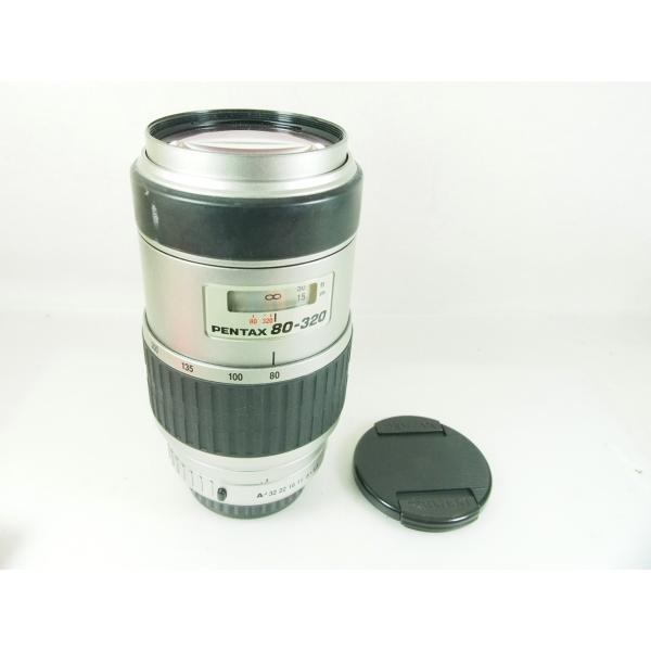 ペンタックス smc PENTAX-FA 80-320mm F4.5-5.6 シルバー