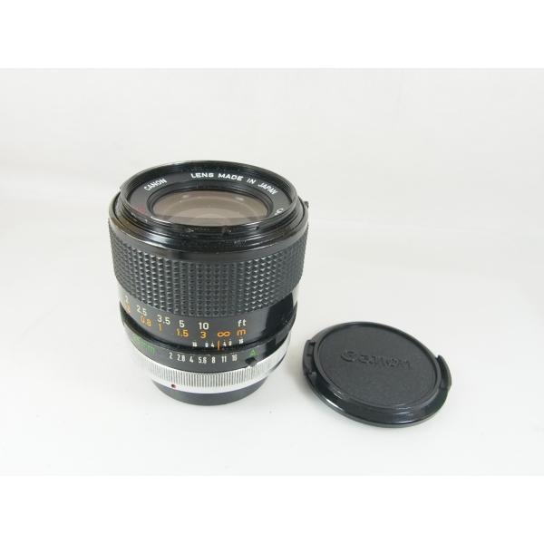 キヤノン FD 35mm F2 S.S.C.
