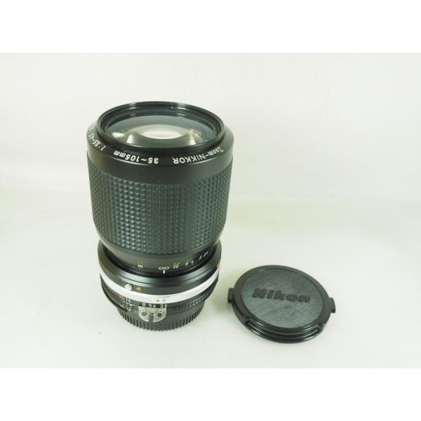 ニコン Ai 35-105mm F3.5-4.5s